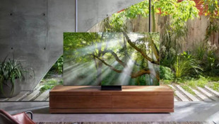 Samsung'un yeni televizyonu CES 2020'ye damga vurdu