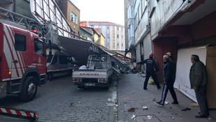 Fırtına İstanbul'u silip süpürdü: İşte 2 günlük fırtına bilançosu!