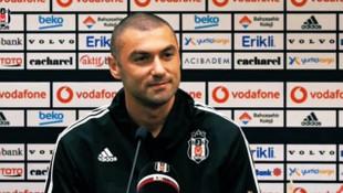 Burak Yılmaz'dan Fenerbahçe derbisi, Arda Turan ve Cenk Tosun açıklaması