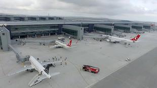 İstanbul Havalimanı'nda rötar üstüne rötar
