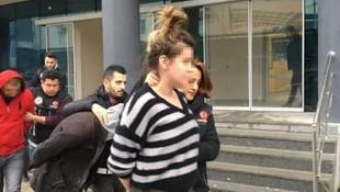 Bursa'da uyuşturucu operasyonu: 17 kişi gözaltında