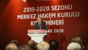 Zekeriya Alp: Hakemlerimiz gerekli dersleri çıkarttılar