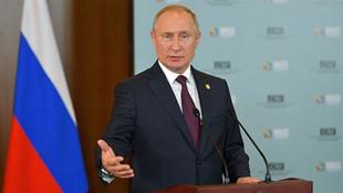 Putin Türkiye'ye gelmeden Suriye'ye gitti, Esad'la görüştü