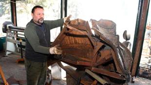 Ünlü ressam ve heykeltıraş Rıfat Koçak ölü bulundu