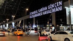 Sabiha Gökçen Havalimanı'nda seferler başladı
