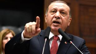 Erdoğan: ''Sende mi bana diktatör, tek adam mı diyorsun ?''
