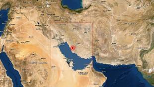 İran'ın güneyinde 4,9 büyüklüğünde deprem oldu
