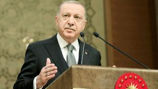Erdoğan: ''Libya'ya ilk etapta 35 asker gönderdik''