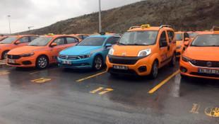 Havalimanı taksicileri yerli otomobil TOGG'a talip oldu