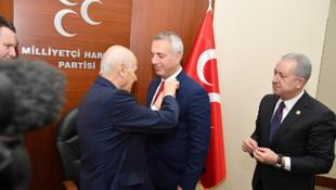 BBP'li başkan MHP'ye geçti