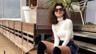Nesrin Cavadzade çıplak fotoğrafların sergisinde ısrarcı