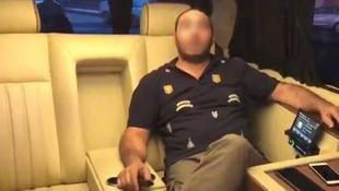 Sosyal medyada mafya reklamı yapan şahıs yakalandı