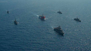 Doğu Akdeniz'de yeni NAVTEX ilanı!