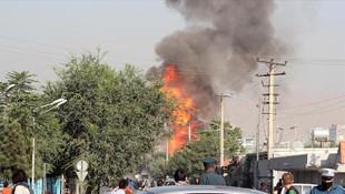 Askeri karakola bombalı araçla saldırı: 9 ölü