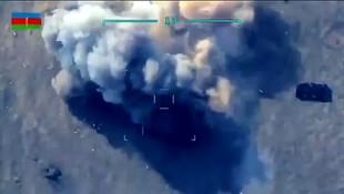 Azerbaycan'ın hava saldırısında İsrail detayı!