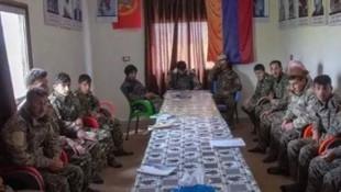 Ermenistan-PKK/YPG işbirliğini Azerbaycan topraklarına taşıdılar!