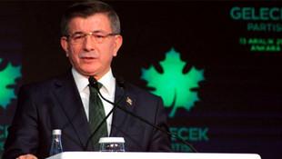Ahmet Davutoğlu: Ben istifa etmeseydim Türkiye krize girerdi