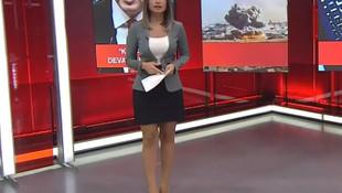 CNN Türk sunucusu Duygu Kaya koronavirüse yakalandı
