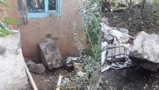 Eskişehir'de toprak kayması meydana geldi
