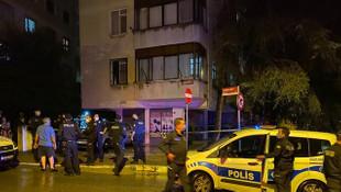 Eşini işten eve getirirken silahlı saldırıya uğradı