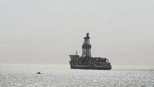 Kanuni sondaj gemisinin yolculuğu başladı
