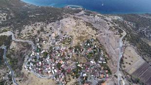 Ölümsüz kent Assos, ziyaretçi akınına uğruyor
