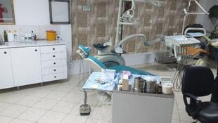 Kaçak diş muayenehanelerine baskın