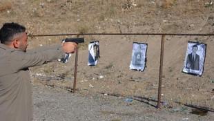 ''Sniper gazi'', 10 metreden toplu iğneyi vuruyor