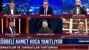 Cübbeli Ahmet: ''Atatürk aleyhin konuşmak caiz değildir''