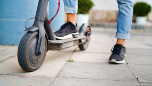 Elektrikli scooter düzenlemesi Meclis'e sunuldu! Yaş sınırı geliyor