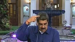Venezüella Devlet Başkanı canlı yayında konan sineği ABD'ye iade etti