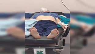 Koronavirüse yakalanan yaşlı adamı 10 saat beklettiler