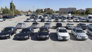 Bakanlıktan satılık araçlar! 12 bin liradan başlıyor