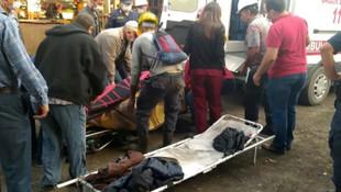 Maden ocağında göçük: Ölü ve yaralılar var!