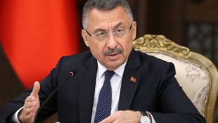 Fuat Oktay'dan Kılıçdaroğlu'na ''hortumcu'' yanıtı