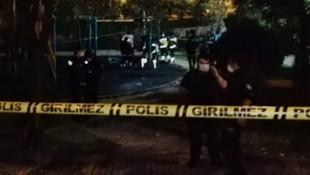 İstanbul'da çocuk parkında dehşet!