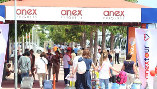 Antalya'ya turist akını! 3 milyon turist rakamına ulaşacak