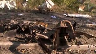 Ermenistan'dan mezarlıkta sivillere hain saldırı: Ölü ve yaralılar var