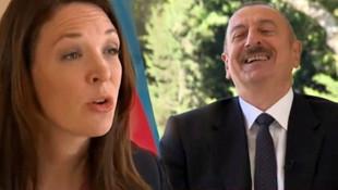 Aliyev'den SİHA sorusuna kahkahalı yanıt