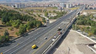 Başkent'te Sincan OSB - Yenikent Sanayi Sitesi arası trafiğe açıldı