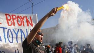 Yunanistan'da hayat durdu! Kamu personelleri grevde