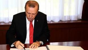 Erdoğan imzaladı; Adalet Bakan Yardımcısı görevden alındı