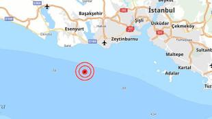 Prof. Dr. Üşümezsoy açıkladı: İstanbul'da dün yaşanan deprem öncü müydü ?