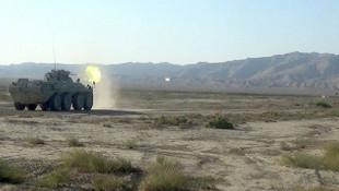 Ermenistan'a ait 8 askeri araç daha imha edildi