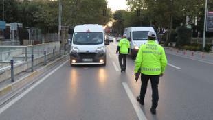 İstanbul'da okul servislerine koronavirüs denetimi