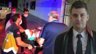 Bıçaklı saldırıya uğrayan avukat gözünü kaybetti!