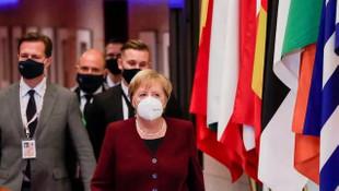 Merkel'den ''AB-Türkiye'' açıklaması