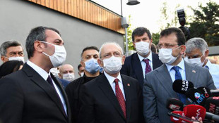 Kılıçdaroğlu: ''Kadıköy için büyük bir kültür hafızası olacak''