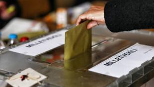 Son seçim anketinin sonuçları açıklandı