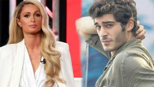 Burak Deniz'den Paris Hilton bombası: Yemeğe çıkmak istiyor